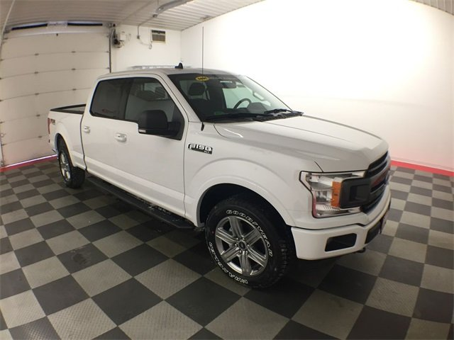 2019 F-150 SuperCrew Cab 4x4,  Pickup #19F103 - photo 8