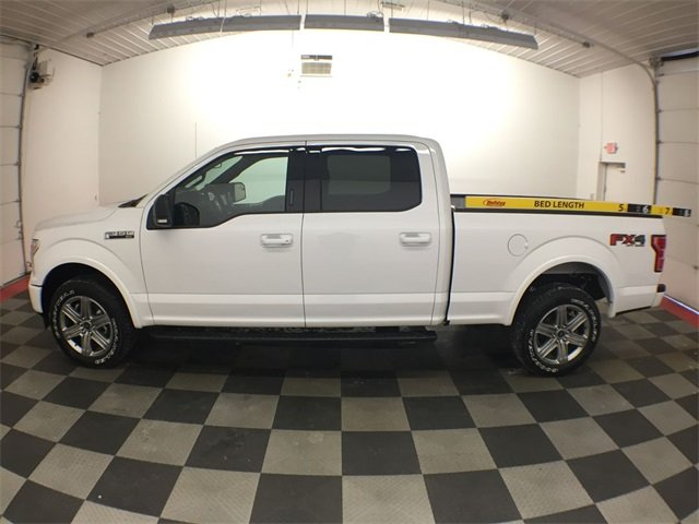 2019 F-150 SuperCrew Cab 4x4,  Pickup #19F103 - photo 5