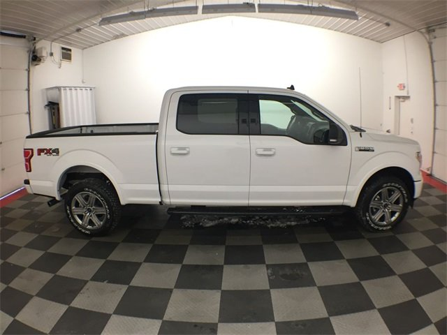 2019 F-150 SuperCrew Cab 4x4,  Pickup #19F103 - photo 7