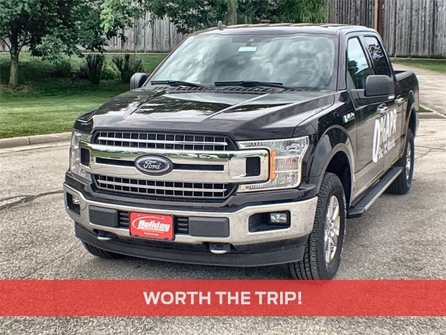 2019 F-150 SuperCrew Cab 4x4,  Pickup #19F117 - photo 4