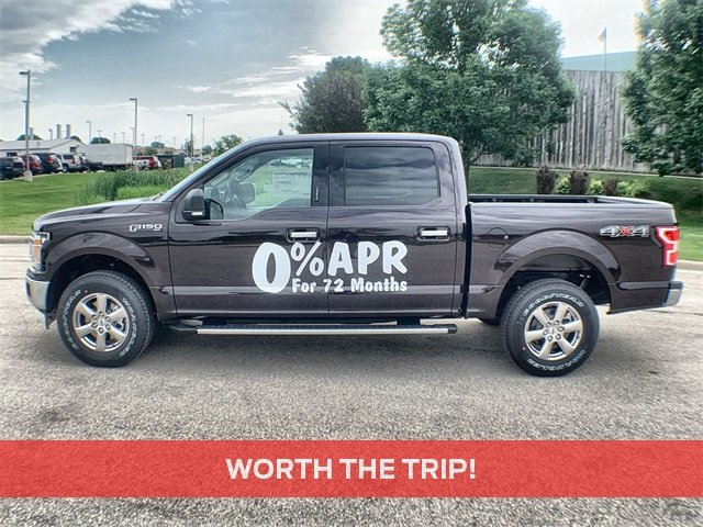 2019 F-150 SuperCrew Cab 4x4,  Pickup #19F117 - photo 2
