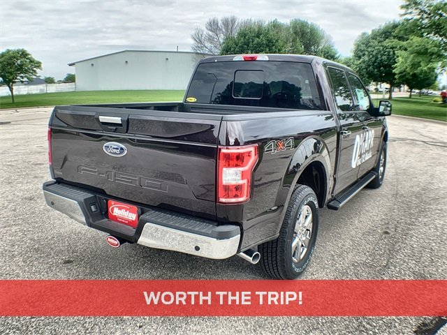 2019 F-150 SuperCrew Cab 4x4,  Pickup #19F117 - photo 10