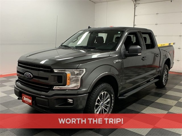 2019 F-150 SuperCrew Cab 4x4,  Pickup #19F124 - photo 9