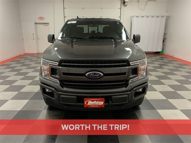 2019 F-150 SuperCrew Cab 4x4,  Pickup #19F124 - photo 12
