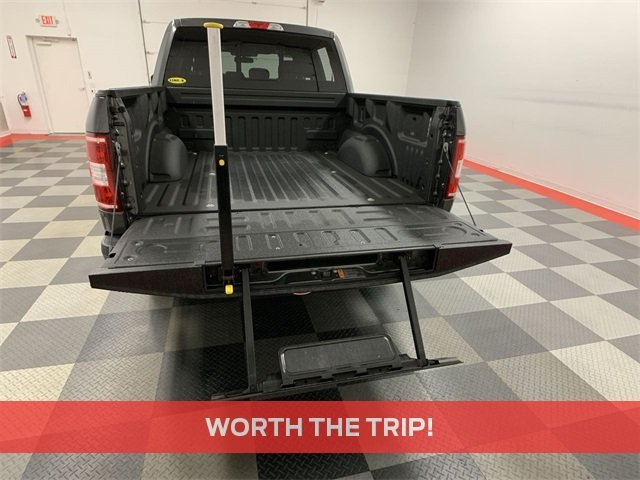2019 F-150 SuperCrew Cab 4x4,  Pickup #19F124 - photo 14