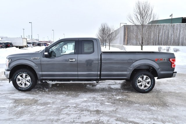 2019 F-150 Super Cab 4x4,  Pickup #19F126 - photo 4