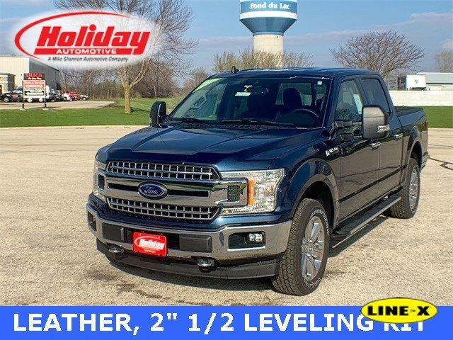 2019 F-150 SuperCrew Cab 4x4,  Pickup #19F130 - photo 1