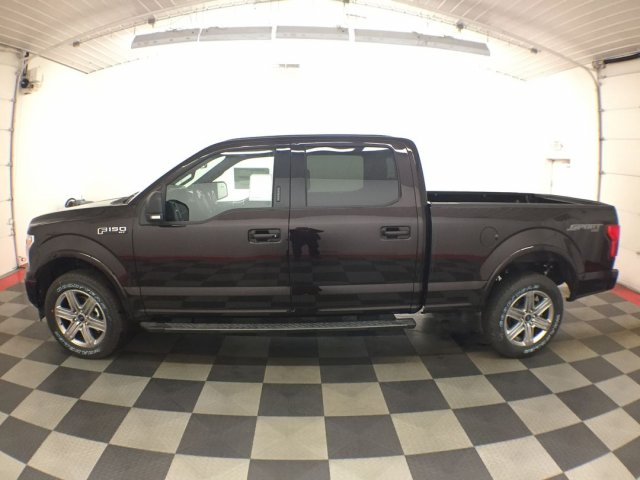2019 F-150 SuperCrew Cab 4x4,  Pickup #19F131 - photo 3
