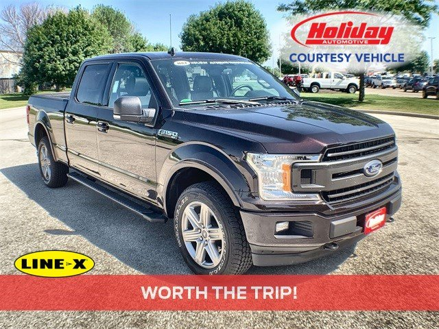 2019 F-150 SuperCrew Cab 4x4,  Pickup #19F131 - photo 1