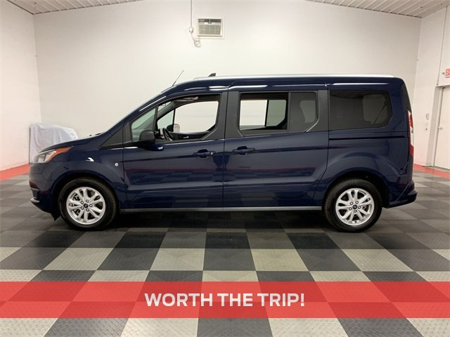2019 Transit Connect 4x2,  Passenger Wagon #19F139 - photo 9