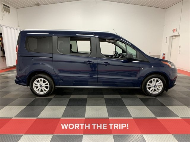 2019 Transit Connect 4x2,  Passenger Wagon #19F139 - photo 11