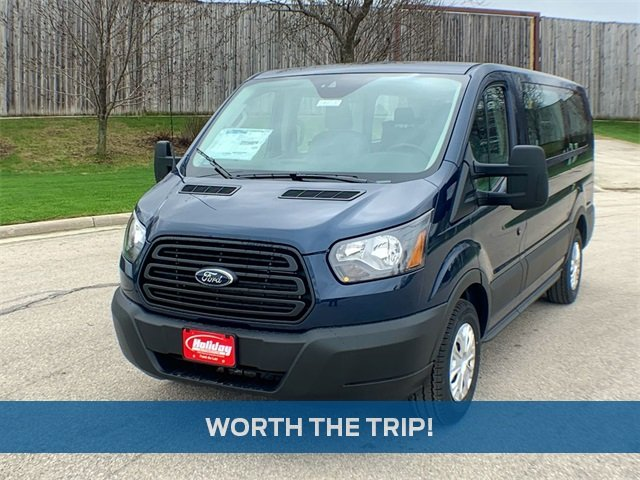 2019 Transit 150 Low Roof 4x2,  Passenger Wagon #19F15 - photo 3
