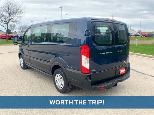 2019 Transit 150 Low Roof 4x2,  Passenger Wagon #19F15 - photo 9
