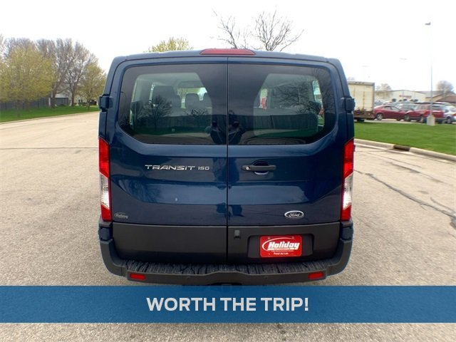 2019 Transit 150 Low Roof 4x2,  Passenger Wagon #19F15 - photo 10