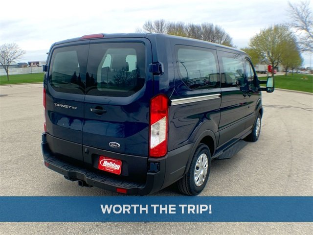 2019 Transit 150 Low Roof 4x2,  Passenger Wagon #19F15 - photo 11