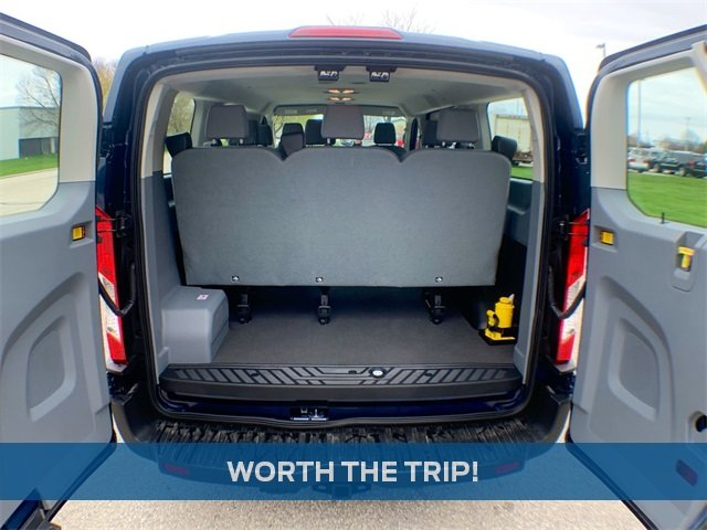 2019 Transit 150 Low Roof 4x2,  Passenger Wagon #19F15 - photo 13