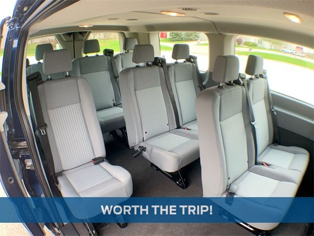 2019 Transit 150 Low Roof 4x2,  Passenger Wagon #19F15 - photo 20