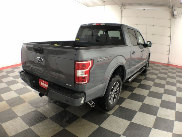 2019 F-150 SuperCrew Cab 4x4,  Pickup #19F156 - photo 3