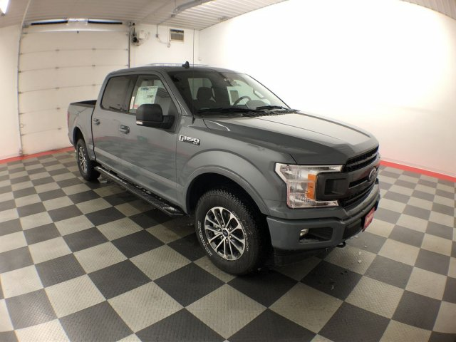 2019 F-150 SuperCrew Cab 4x4,  Pickup #19F156 - photo 7