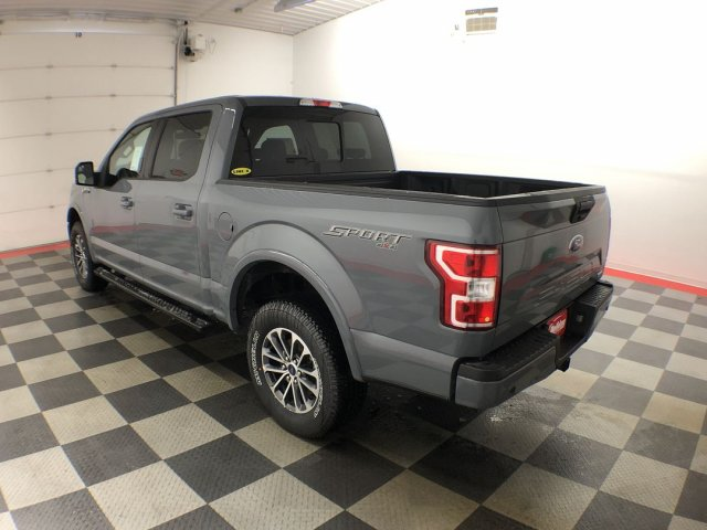 2019 F-150 SuperCrew Cab 4x4,  Pickup #19F156 - photo 2