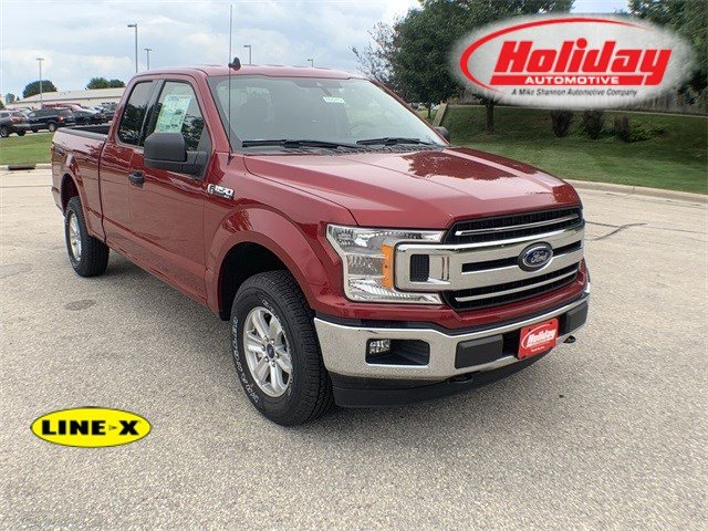 2019 F-150 Super Cab 4x4,  Pickup #19F157 - photo 1
