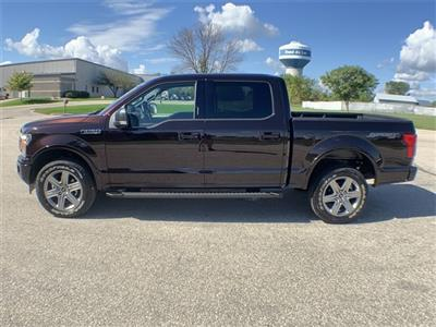 2019 F-150 SuperCrew Cab 4x4,  Pickup #19F185 - photo 2