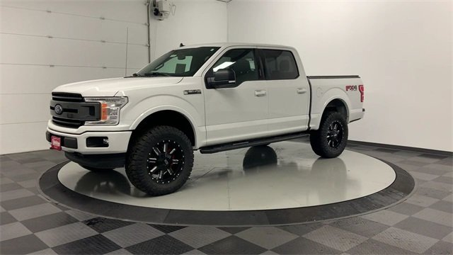2019 F-150 SuperCrew Cab 4x4,  Pickup #19F186 - photo 35