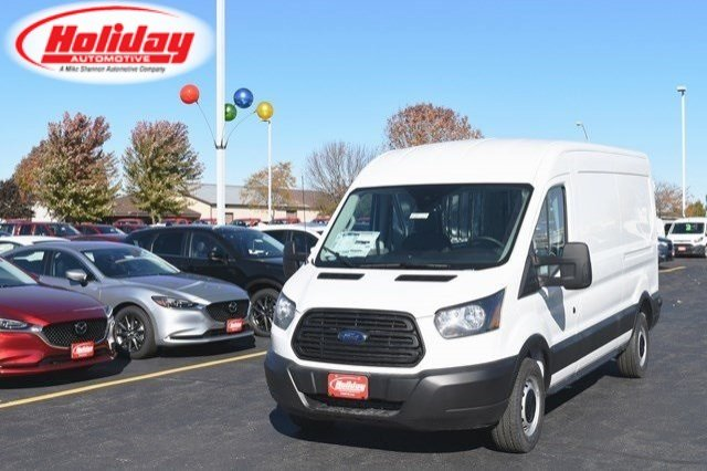 2019 Transit 250 Med Roof 4x2,  Empty Cargo Van #19F20 - photo 1