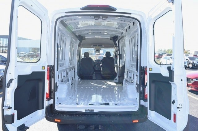 2019 Transit 250 Med Roof 4x2,  Empty Cargo Van #19F20 - photo 2