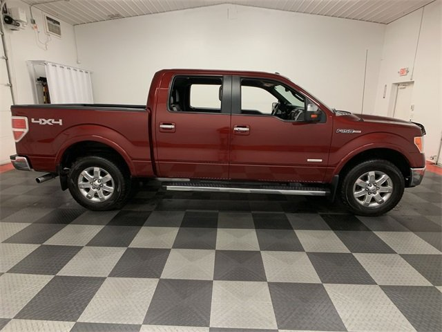 2013 F-150 SuperCrew Cab 4x4,  Pickup #19F201A - photo 10