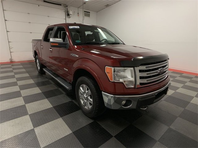 2013 F-150 SuperCrew Cab 4x4,  Pickup #19F201A - photo 11