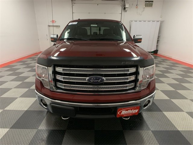 2013 F-150 SuperCrew Cab 4x4,  Pickup #19F201A - photo 12