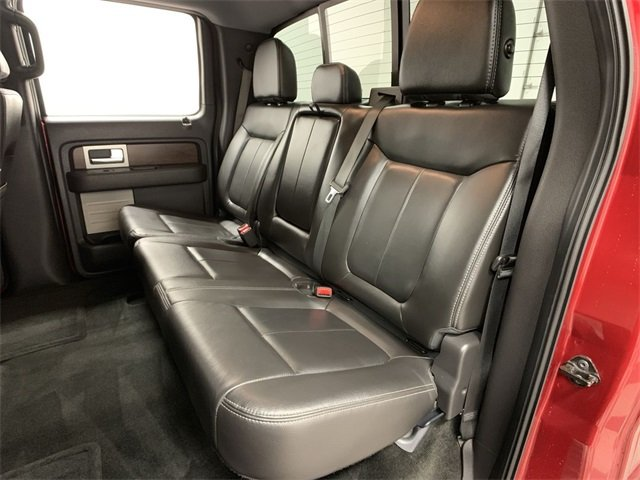 2013 F-150 SuperCrew Cab 4x4,  Pickup #19F201A - photo 22
