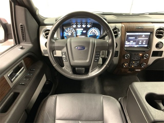 2013 F-150 SuperCrew Cab 4x4,  Pickup #19F201A - photo 24