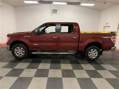 2013 F-150 SuperCrew Cab 4x4,  Pickup #19F201A - photo 7