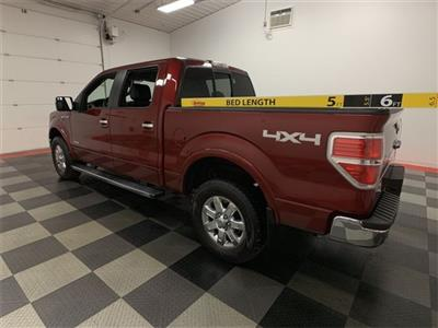 2013 F-150 SuperCrew Cab 4x4,  Pickup #19F201A - photo 8