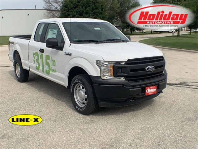 2019 F-150 Super Cab 4x4,  Pickup #19F204 - photo 3