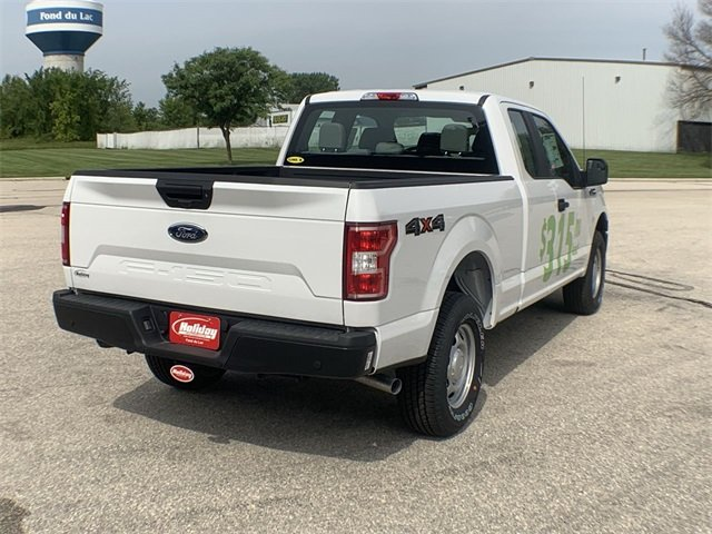 2019 F-150 Super Cab 4x4,  Pickup #19F204 - photo 4