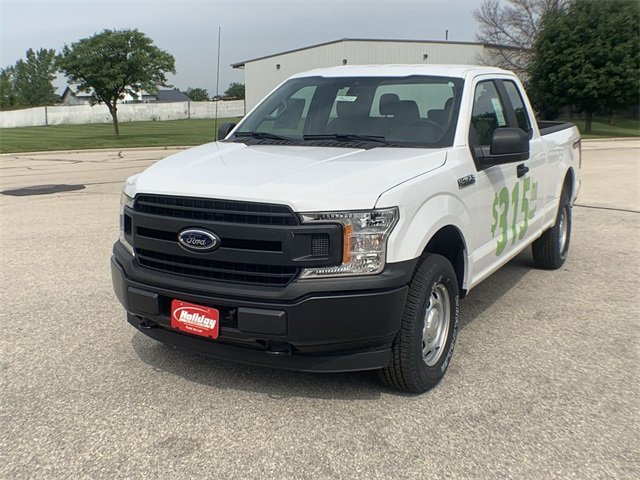 2019 F-150 Super Cab 4x4,  Pickup #19F204 - photo 1