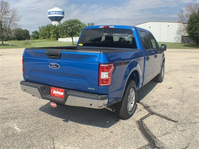 2019 F-150 SuperCrew Cab 4x4,  Pickup #19F207 - photo 4