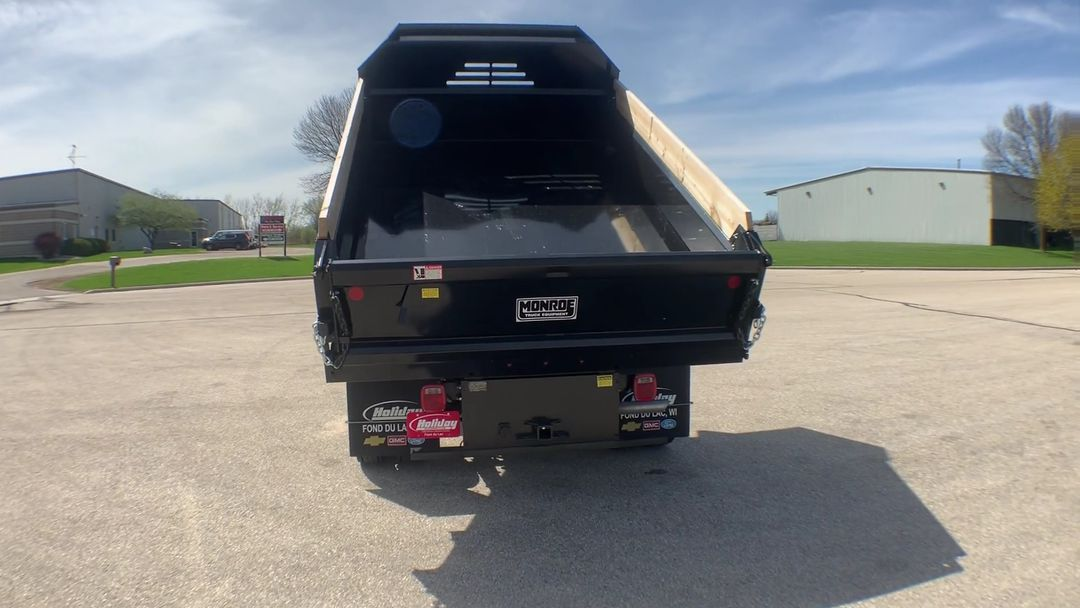 2019 F-450 Regular Cab DRW 4x4,  Monroe MTE-Zee Dump Body #19F221 - photo 8