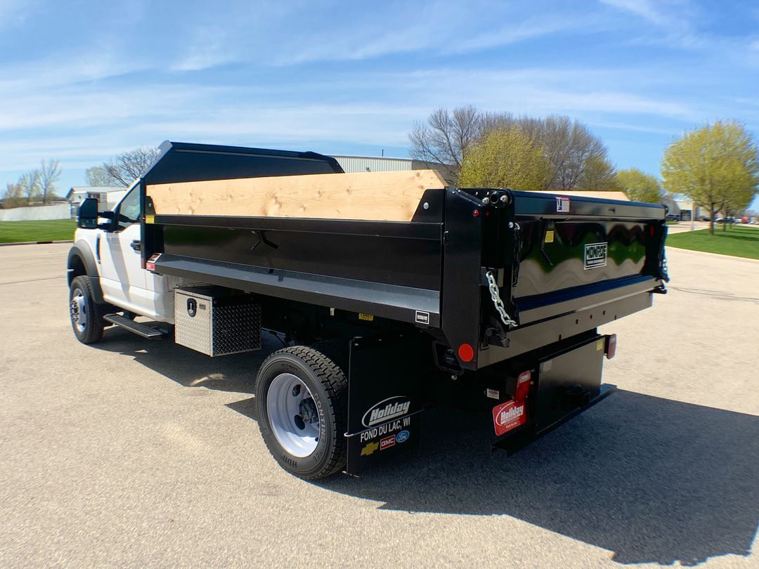 2019 F-450 Regular Cab DRW 4x4,  Monroe MTE-Zee Dump Body #19F221 - photo 2