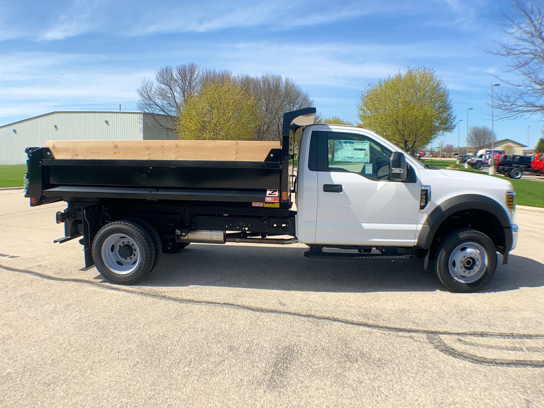 2019 F-450 Regular Cab DRW 4x4,  Monroe MTE-Zee Dump Body #19F221 - photo 15