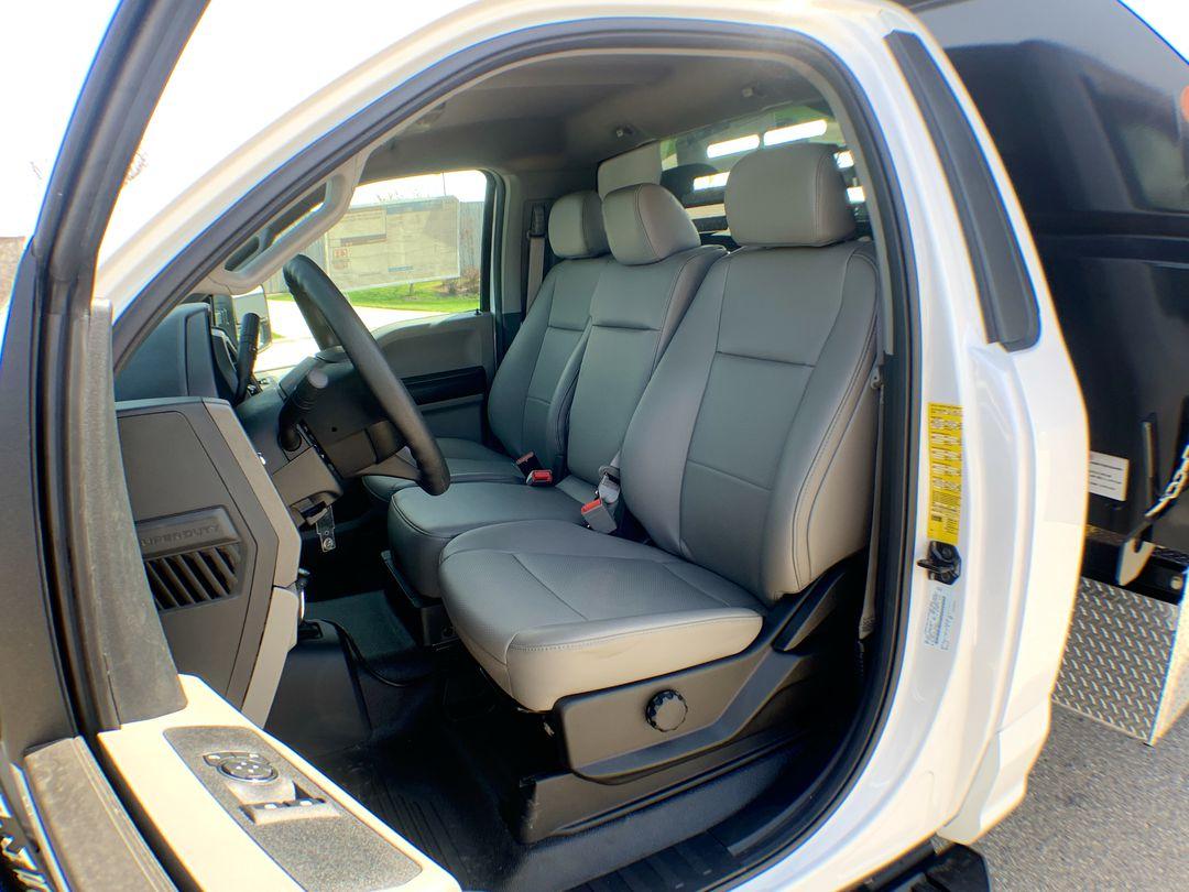 2019 F-450 Regular Cab DRW 4x4,  Monroe Dump Body #19F221 - photo 24