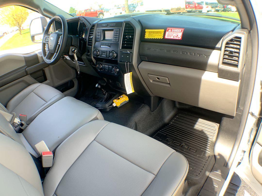 2019 F-450 Regular Cab DRW 4x4,  Monroe Dump Body #19F221 - photo 25