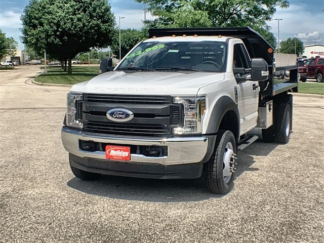 2019 F-450 Regular Cab DRW 4x4,  Monroe MTE-Zee Dump Body #19F221 - photo 4