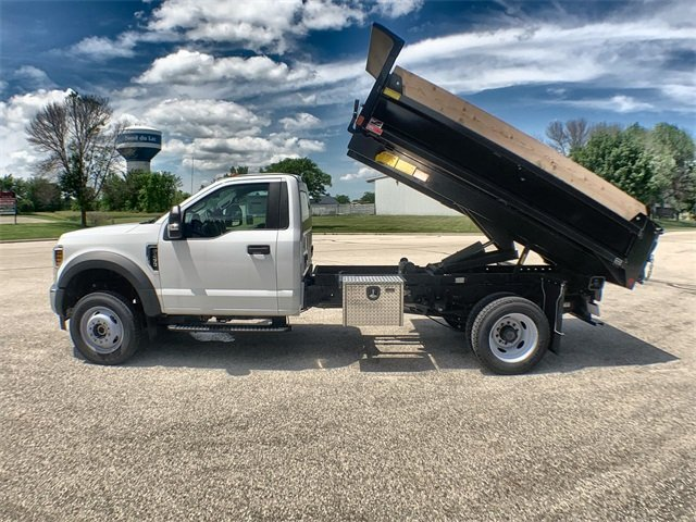 2019 F-450 Regular Cab DRW 4x4,  Monroe MTE-Zee Dump Body #19F221 - photo 5