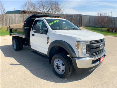 2019 F-450 Regular Cab DRW 4x4,  Monroe MTE-Zee Dump Body #19F221 - photo 16