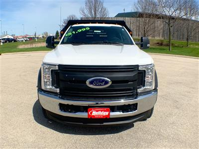 2019 F-450 Regular Cab DRW 4x4,  Monroe MTE-Zee Dump Body #19F221 - photo 17
