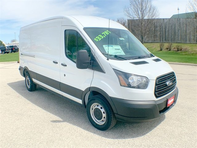 2019 Transit 250 Med Roof 4x2,  Empty Cargo Van #19F225 - photo 11